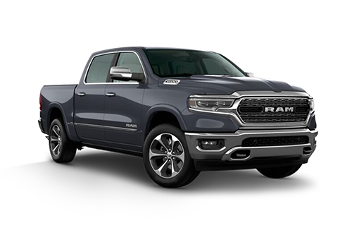 The New 2021 Ram 1500