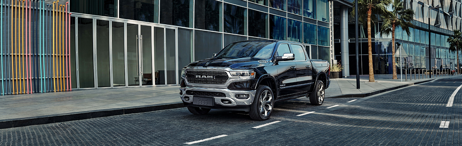 THE NEW 2020 RAM 1500